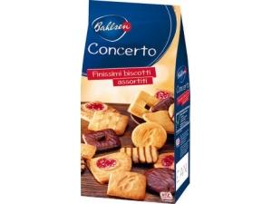 Bahlsen concerto  biscotti assortiti gr 175