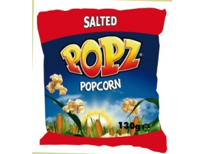 Popz pop corn salati gr 130