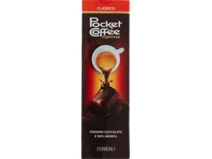 • pocket coffee gr 13,1 x 5  • mon cheri gr 10,5 x 5 • pocket coffee dek gr 13,1 x 5