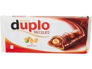 Ferrero  duplo nocciolato gr 26 x 7