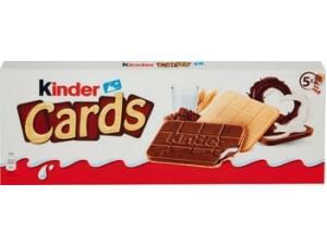 Kinder  cards gr 128