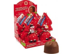 Dolcerie veneziane  natalino  cioccolato al latte con gadget gr 50
