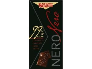 NOVI TAVOLETTa NERO NERO 99% gr 75