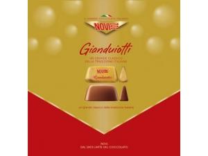Novi  scatola regalo  • gianduiotti gr 150 • fondente gr 148 • cuadro • otello  gr 168