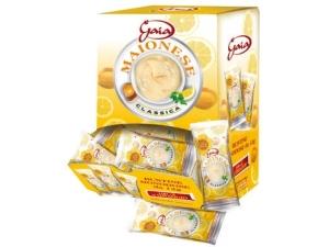 Gaia maionese in bustine monodose  gr 12 x 102