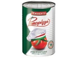 LA TORRENTE pomopizza  polpa di pomodori  gr 4100