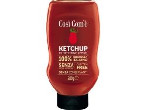 Così com'è ketchup di datterino rosso gr 280