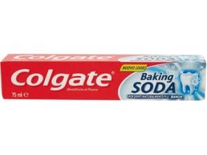 Colgate dentifricio • baking soda • fresh gel ml 75