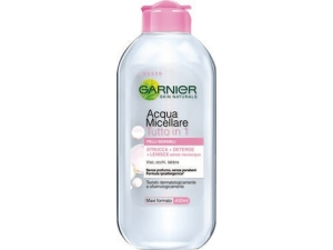 Garnier acqua micellare  • pelli normali • PELLI SENSIBILI ml 400
