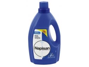 Napisan  • additivo liquido igienizzante Lt 1,2 – classico  – profumo  di primavera • disinfettante polvere gr 600