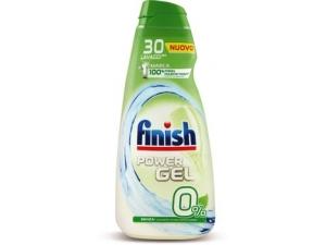 Finish 0% lavastoviglie gel 30 lavaggi