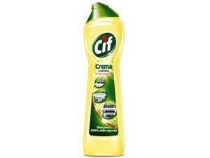 Cif  crema • classico • limone ml 500