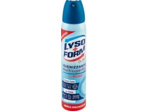 Lysoform igienizzante multisuperfici ml 75