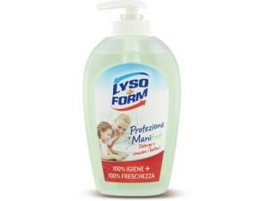 Lysoform sapone liquido igienizzante • fresco • delicato ml 250