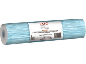 Fato tablewear runner millerighe  colori assortiti   cm 40 x mt 24