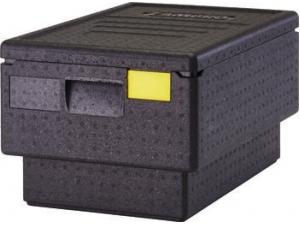 Cambro box apertura superiore gn1/1 h20 impilabile a vuoto