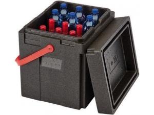 Cambro box per 12 bottiglie da lt1,5