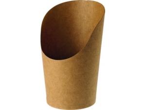 Leone bicchieri per fritti  cm 6 x 6,3 x 12  pz 50