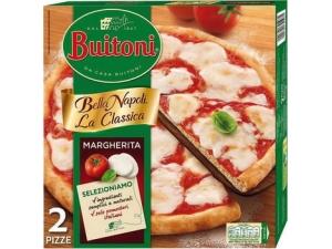 Buitoni bella napoli pizza margherita x 2 - gr 650