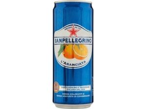SANPELLEGRINO  • ARANCIATA • CHINò CL 33