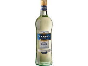 Toso vermouth bianco lt 1