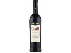 Nicosia vino • nero d'avola doc • nerello mascalese igt • grillo doc cl 75