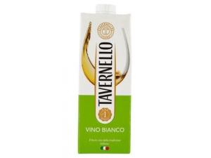 Tavernello vino da tavola • bianco • rosso   lt 1