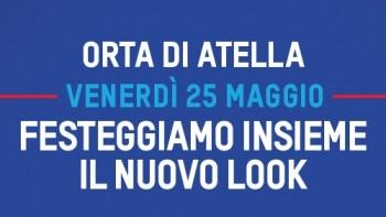 Evento Adhoc Orta di Atella - Festeggiamo insieme il nuovo look!